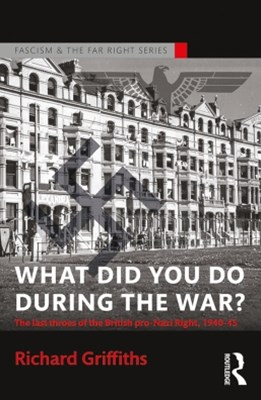 (ebook) What Did You Do During the War?