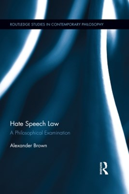 (ebook) Hate Speech Law