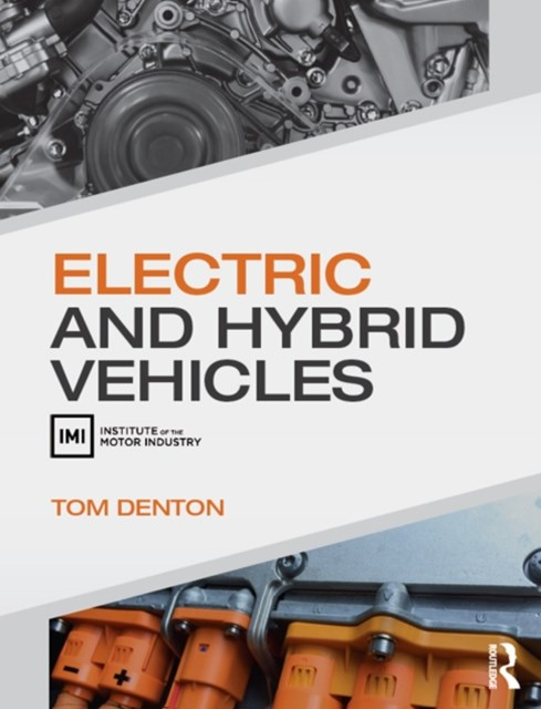 (ebook) Electric and Hybrid Vehicles