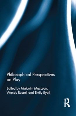 (ebook) Philosophical Perspectives on Play