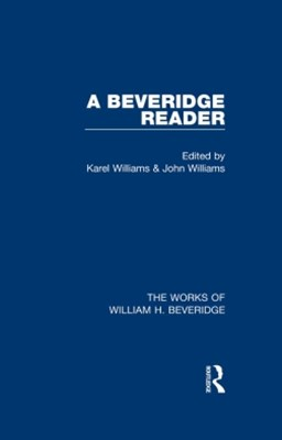 (ebook) A Beveridge Reader (Works of William H. Beveridge)