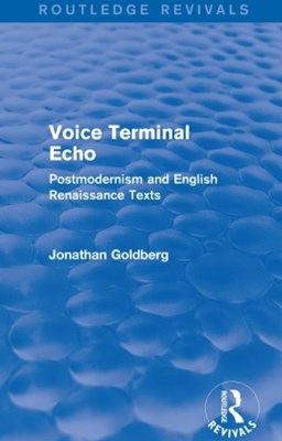 Voice Terminal Echo (Routledge Revivals)