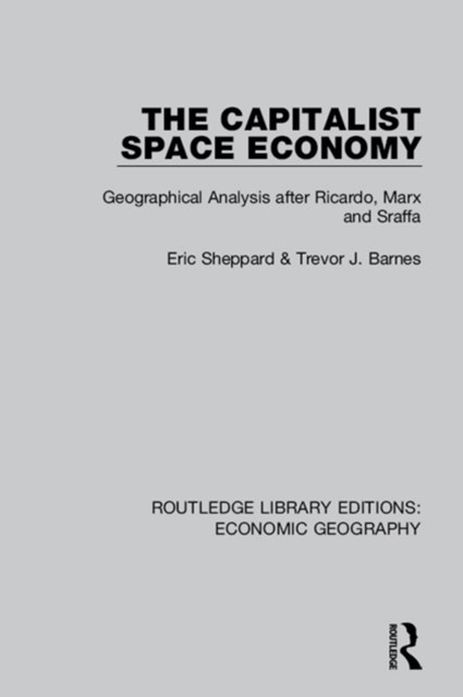 The Capitalist Space Economy (Routledge Library Editions: Economic Geography)