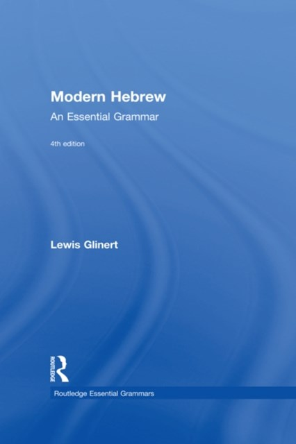 (ebook) Modern Hebrew: An Essential Grammar