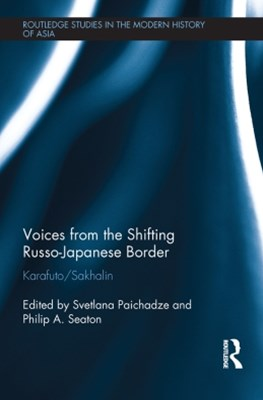 (ebook) Voices from the Shifting Russo-Japanese Border