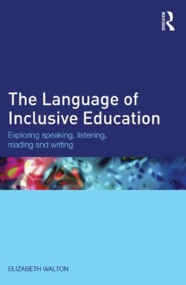 (ebook) The Language of Inclusive Education