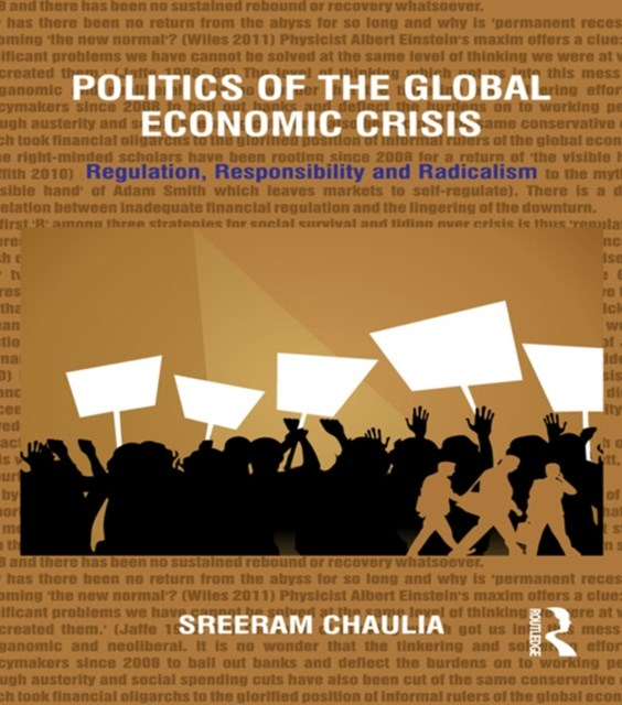 Politics of the Global Economic Crisis