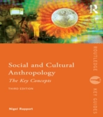 (ebook) Social and Cultural Anthropology: The Key Concepts