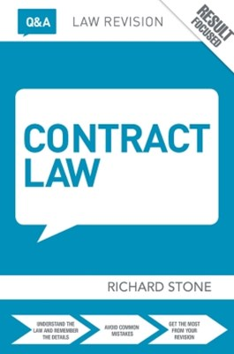 (ebook) Q&A Contract Law