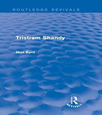 Tristram Shandy (Routledge Revivals)