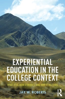 (ebook) Experiential Education in the College Context