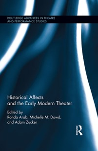 (ebook) Historical Affects and the Early Modern Theater - Poetry & Drama