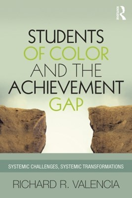 (ebook) Students of Color and the Achievement Gap