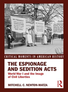(ebook) Espionage and Sedition Acts - History Latin America