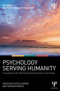 (ebook) Psychology Serving Humanity: Proceedings of the 30th International Congress of Psychology - Social Sciences Psychology