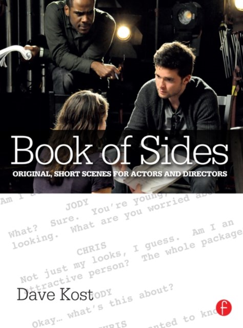 (ebook) Book of Sides: Original, One-Page Scenes for Actors and Directors