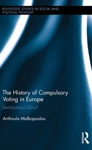 (ebook) History of Compulsory Voting in Europe - Politics Political History