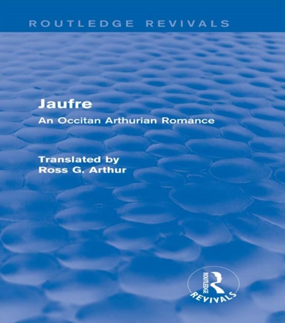 Jaufre (Routledge Revivals)