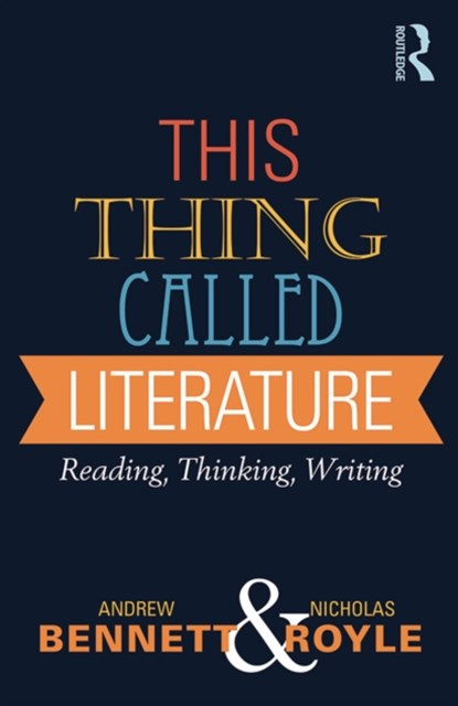 (ebook) This Thing Called Literature