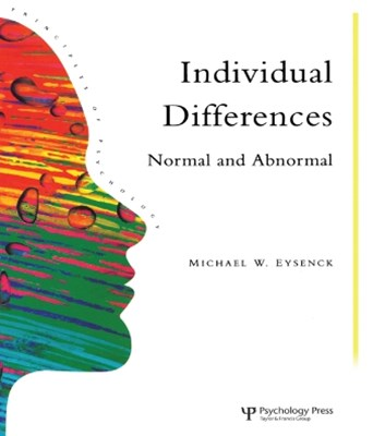 (ebook) Individual Differences