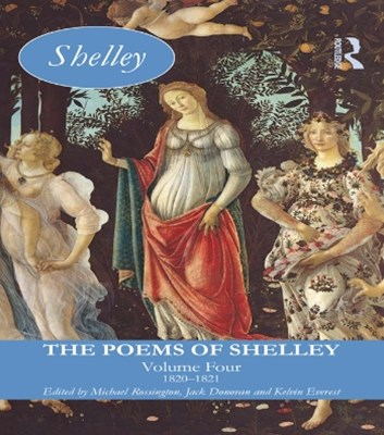 (ebook) The Poems of Shelley: Volume Four