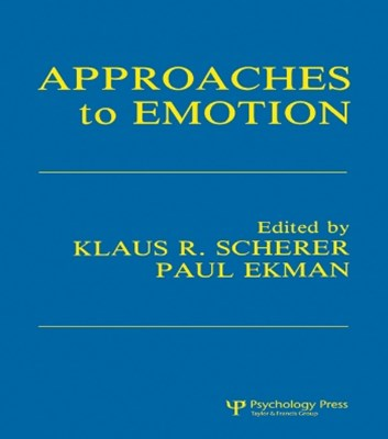 (ebook) Approaches To Emotion