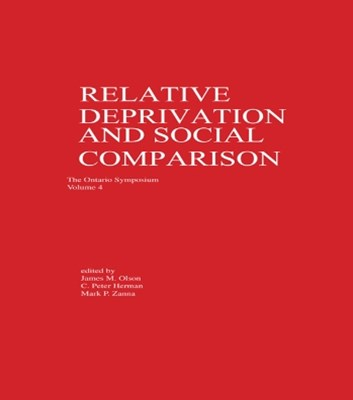 Relative Deprivation and Social Comparison