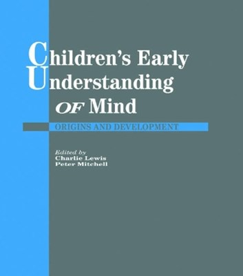 (ebook) Children's Early Understanding of Mind