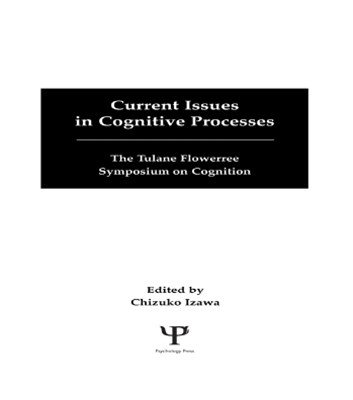 Current Issues in Cognitive Processes