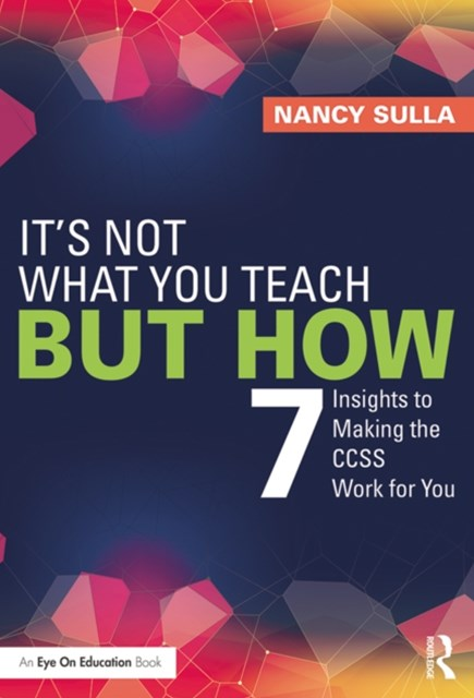 (ebook) It's Not What You Teach But How