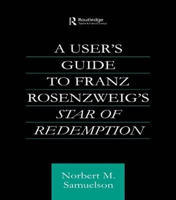 (ebook) A User's Guide to Franz Rosenzweig's Star of Redemption