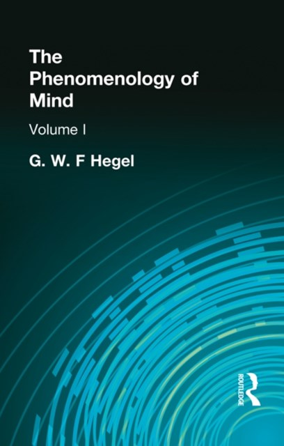 (ebook) The Phenomenology of Mind