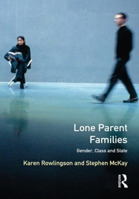 (ebook) Lone Parent Families