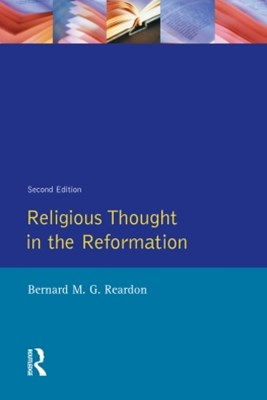 (ebook) Religious Thought in the Reformation