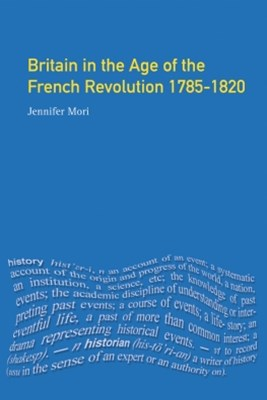 Britain in the Age of the French Revolution