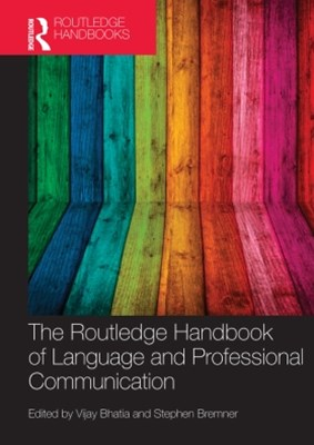 (ebook) The Routledge Handbook of Language and Professional Communication
