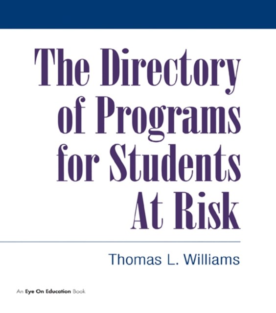 (ebook) Directory of Programs for Students at Risk