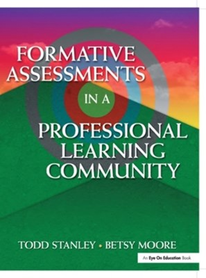 (ebook) Formative Assessment in a Professional Learning Community