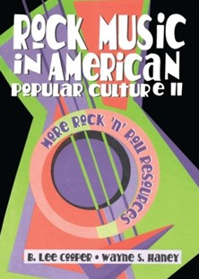 (ebook) Rock Music in American Popular Culture II - Entertainment Music General