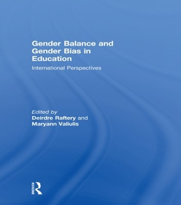 Gender Balance and Gender Bias in Education