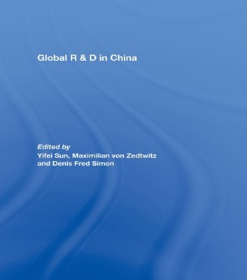 Global R&D in China