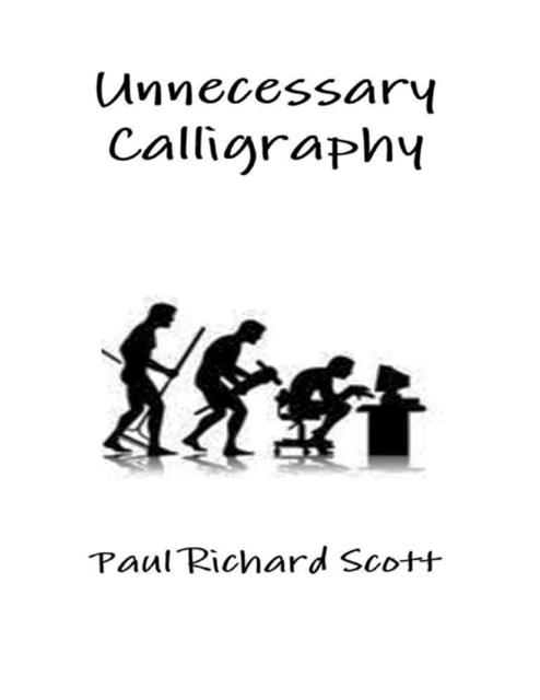 (ebook) Unnecessary Calligraphy