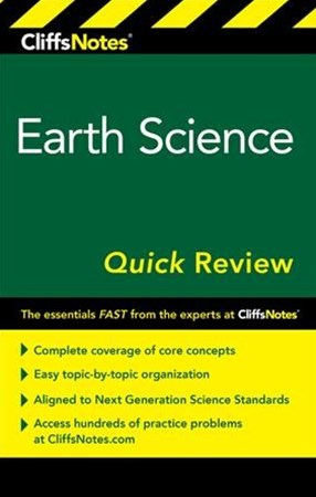 Cliffsnotes Earth Science Quick Review