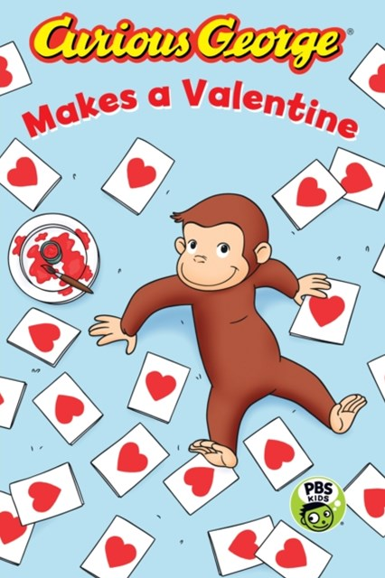 Curious George Makes a Valentine (CGTV)