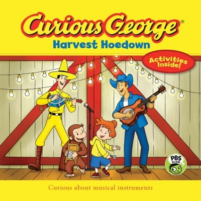 Curious George Harvest Hoedown (CGTV)