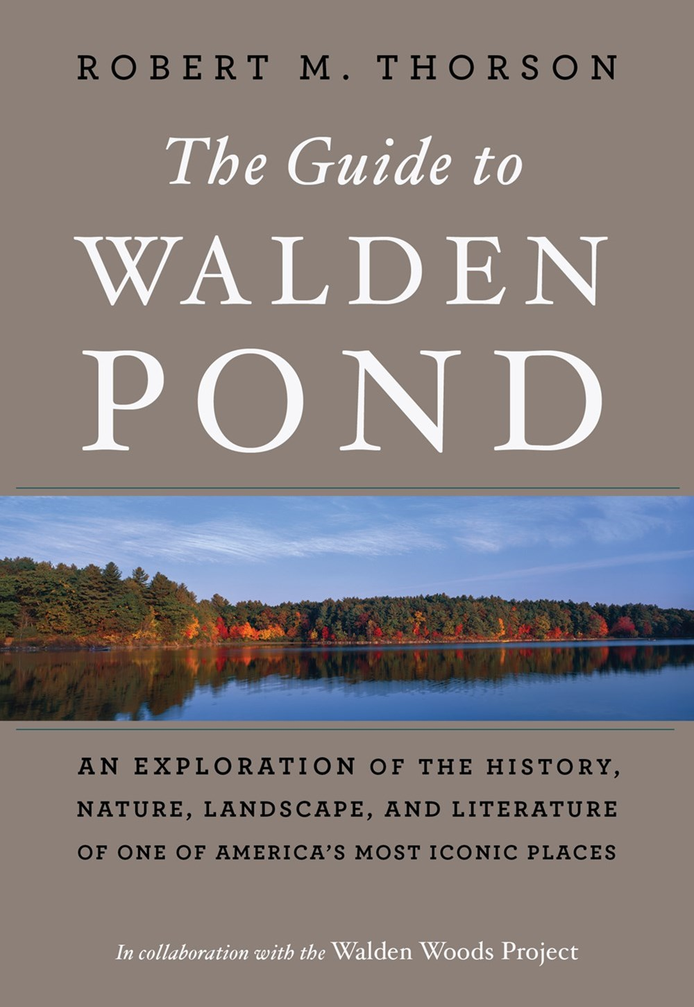 Guide to Walden Pond