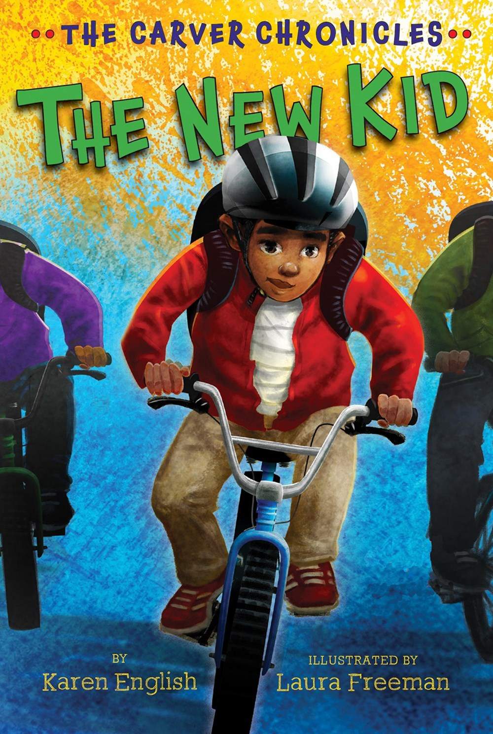 New Kid: The Carver Chronicles, Book 5