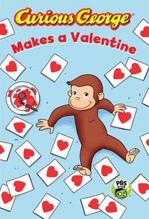 Curious George Makes a Valentine (GLR Level 2)