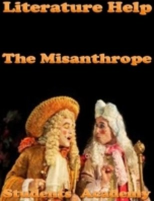 Literature Help: The Misanthrope