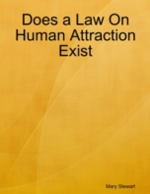 Does a Law On Human Attraction Exist